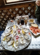 6th Sep 2020 - Oysters and prawns