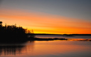 12th Sep 2020 - Sunrise over Eggemoggin Reach, Maine !!!