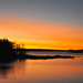 Sunrise over Eggemoggin Reach, Maine !!! by sailingmusic