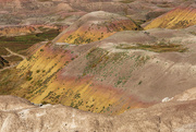 14th Sep 2020 - Pastels in the Badlands