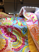 9th Sep 2020 - Quilting at home
