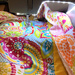 Quilting at home