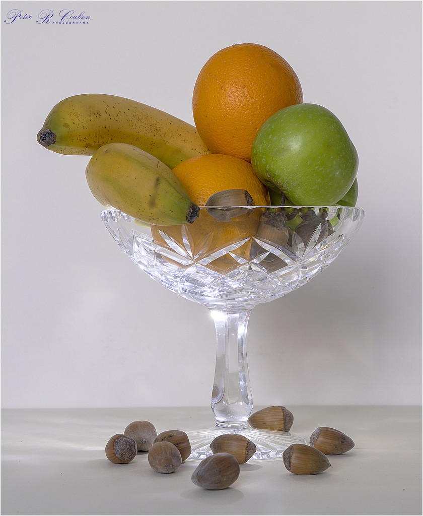 Fruit and nut by pcoulson