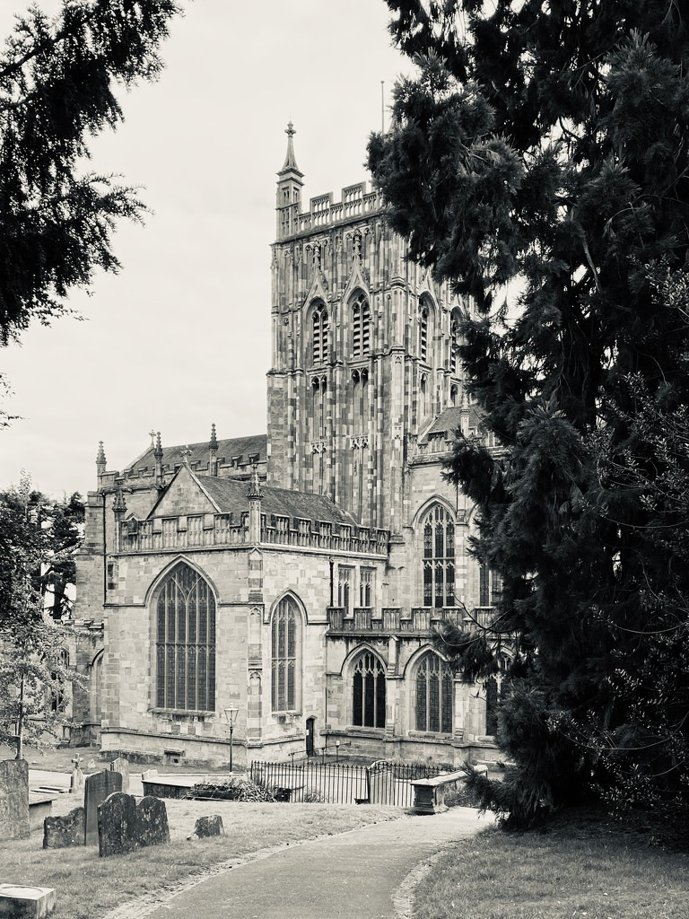 Great Malvern Priory by tinley23