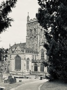 10th Sep 2020 - Great Malvern Priory