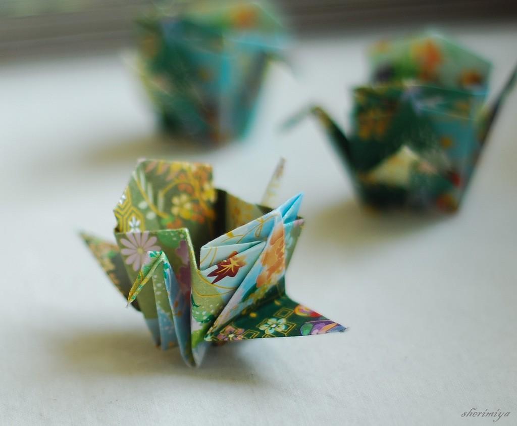 Folded by sherimiya
