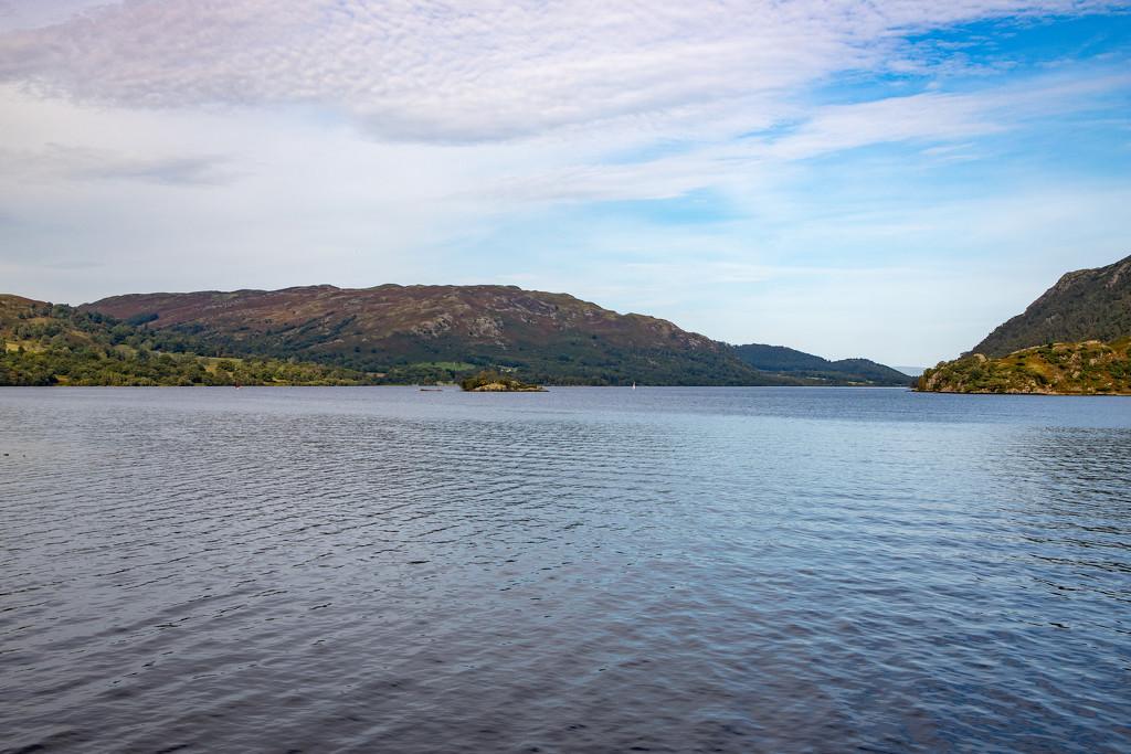 Lake Ulswater (Cumbria) by lumpiniman