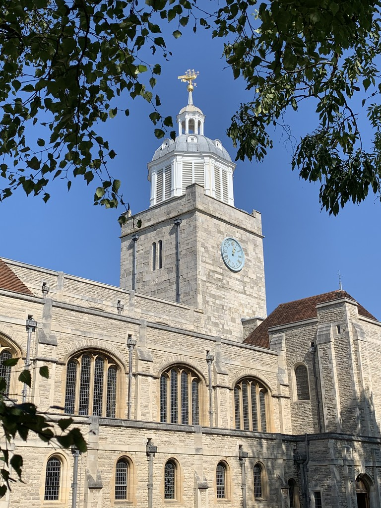 Portsmouth Cathedral by bill_gk