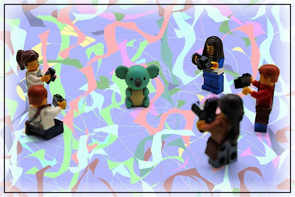 Teddy Bear by olivetreeann