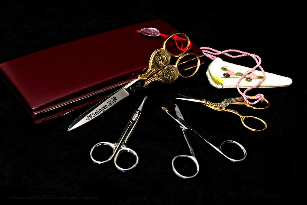 scissors by summerfield