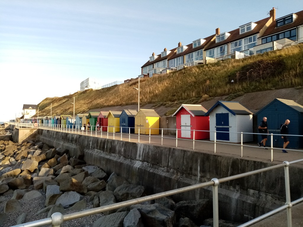 Typical Seaside Scene - Sheringham by foxes37
