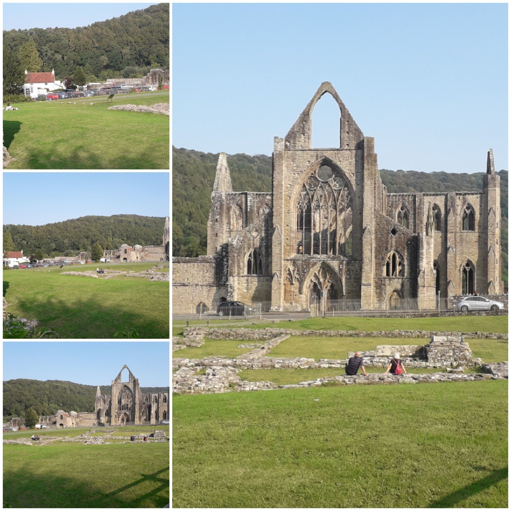 Tintern abbey by arthurclark
