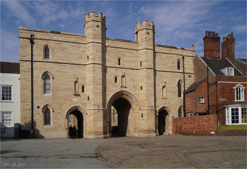 Exchequergate Arch by pcoulson
