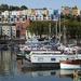 Bristol Marina and Cliftonwood