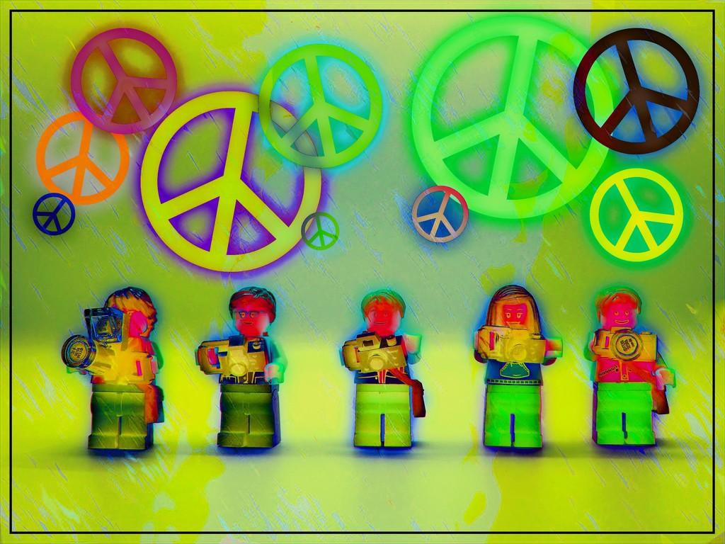 Peace by olivetreeann