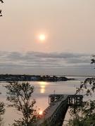17th Sep 2020 - Hazy sunrise