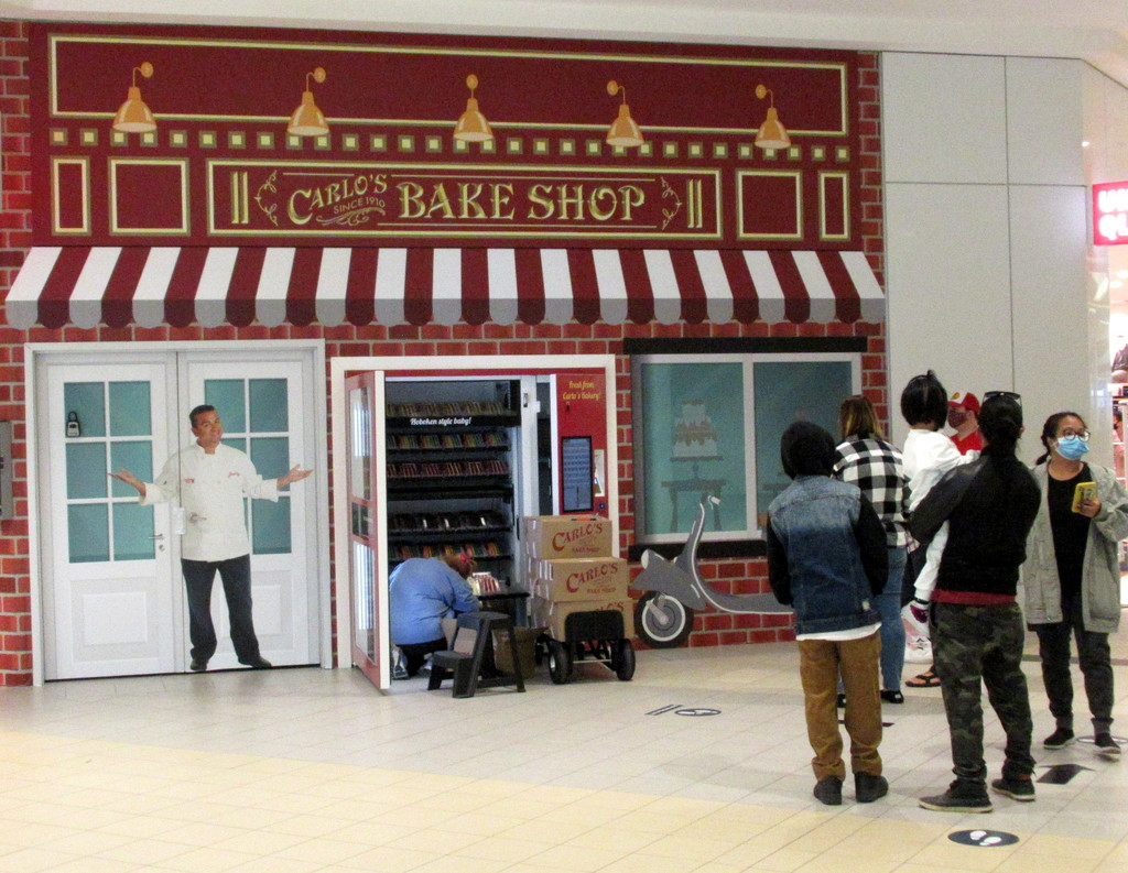 A new store in town by bruni