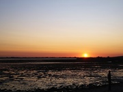 17th Sep 2020 - Sunset over Mudflats