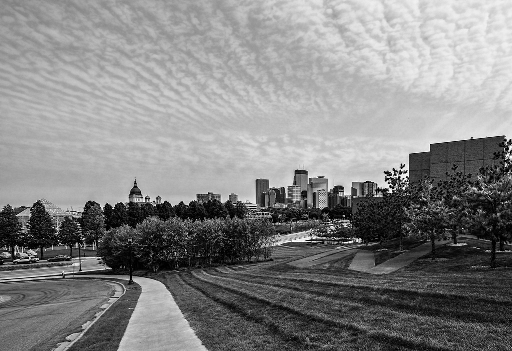 Walker, Downtown, and Basilica by tosee