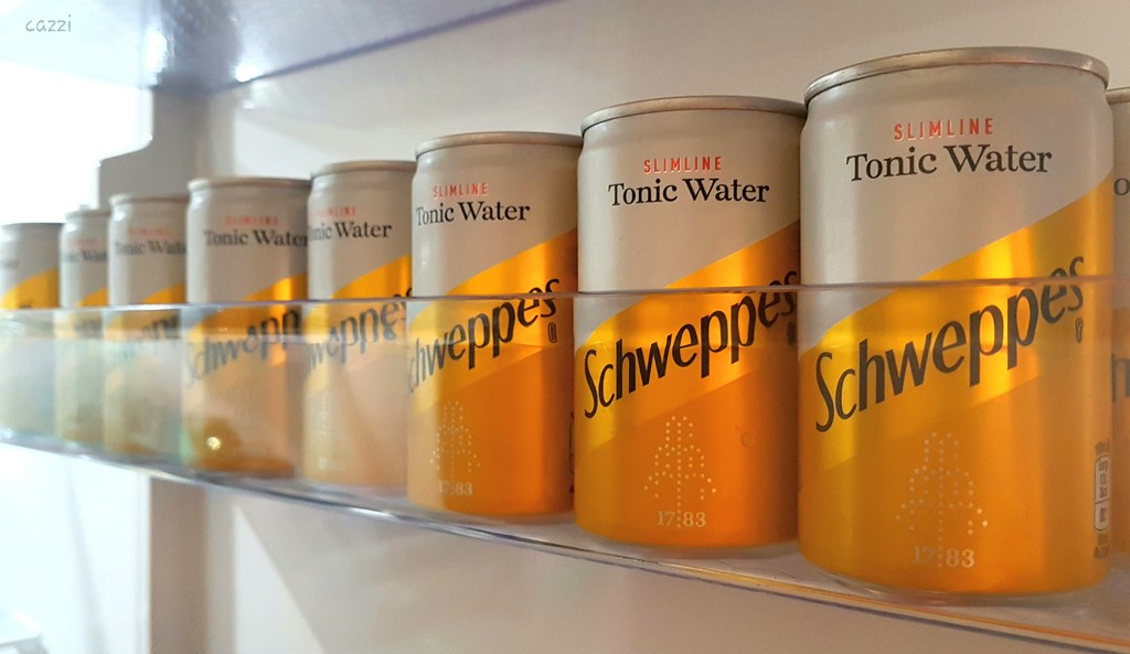 S for Schweppes by serendypyty
