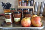 18th Sep 2020 - Wind falls - Apple Chutney