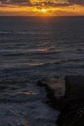 18th Sep 2020 - Sunset at Muriwai