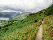 9th Sep 2020 - Walking by the side of Ullswater - beautiful scenic hike!
