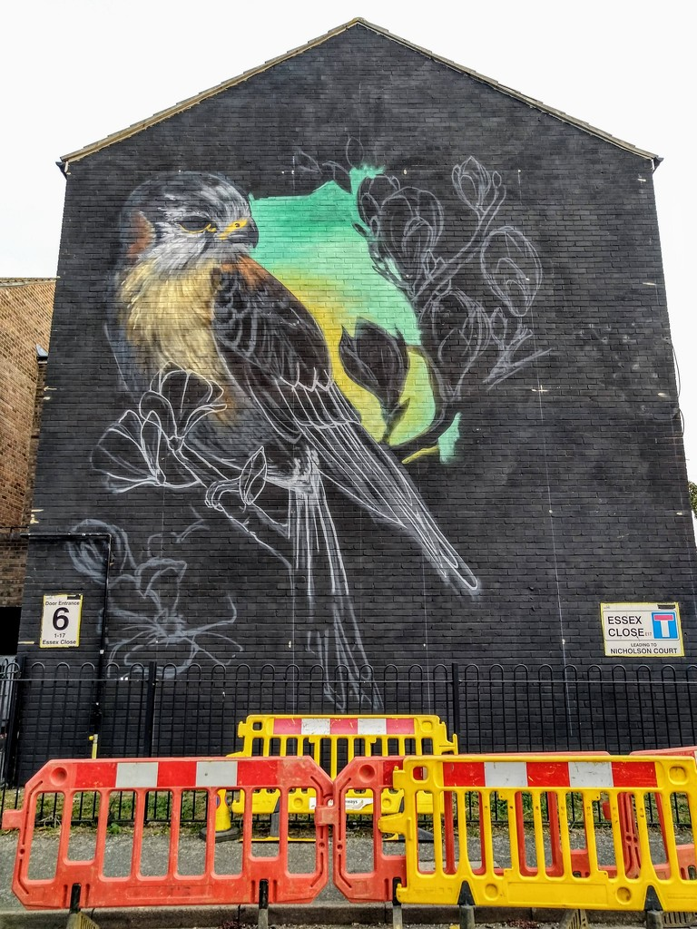 Street art going up by boxplayer