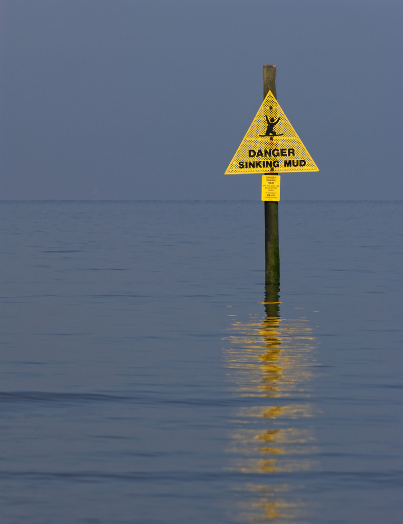 0919 - Danger, Sinking Mud by bob65
