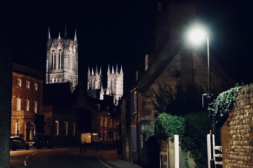 Lincoln Cathedral by phil_sandford