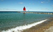 20th Sep 2020 - Charlevoix Lighthouse