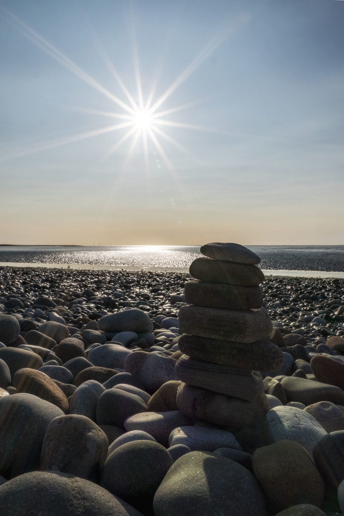 Morecambe Bay. by gamelee