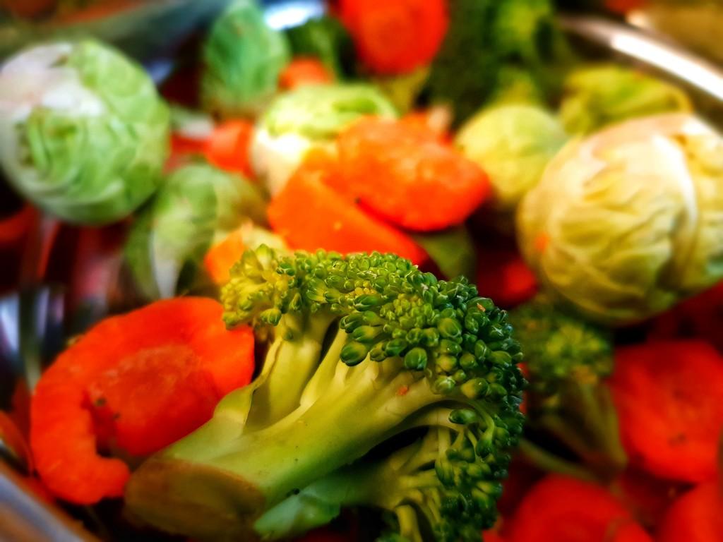 Eat your veg! by isaacsnek