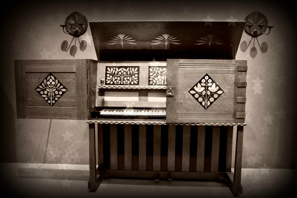 spinet by summerfield