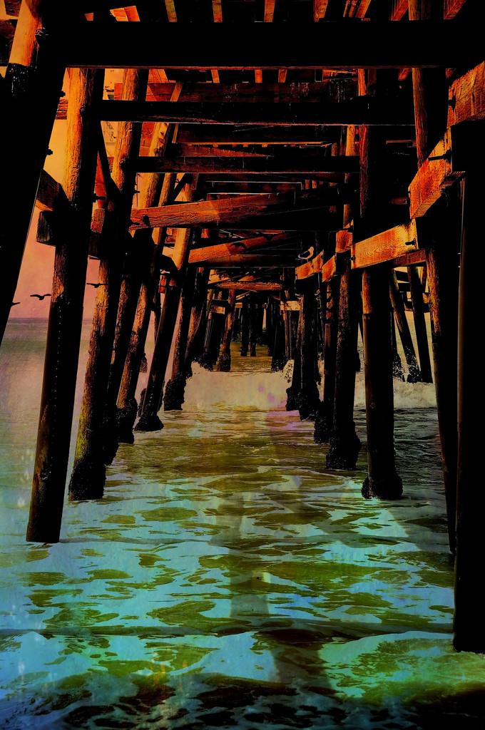 The Pier  by joysfocus