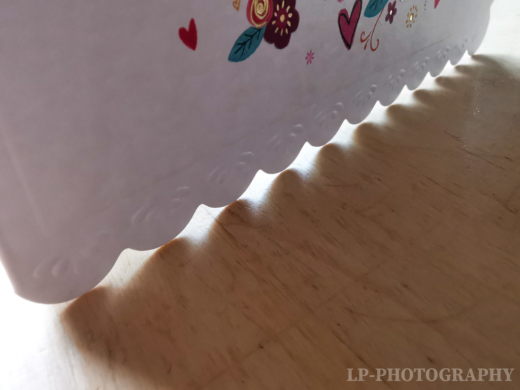 S Is For Scalloped Shadows!  by tiredpanda