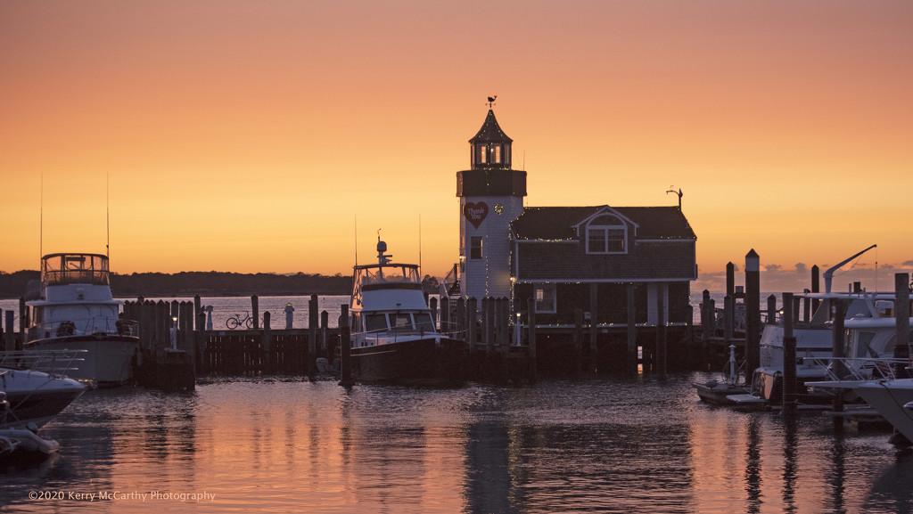 Saybrook Point Dawn by mccarth1