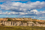 17th Sep 2020 - Badlands on a Cloudy Day
