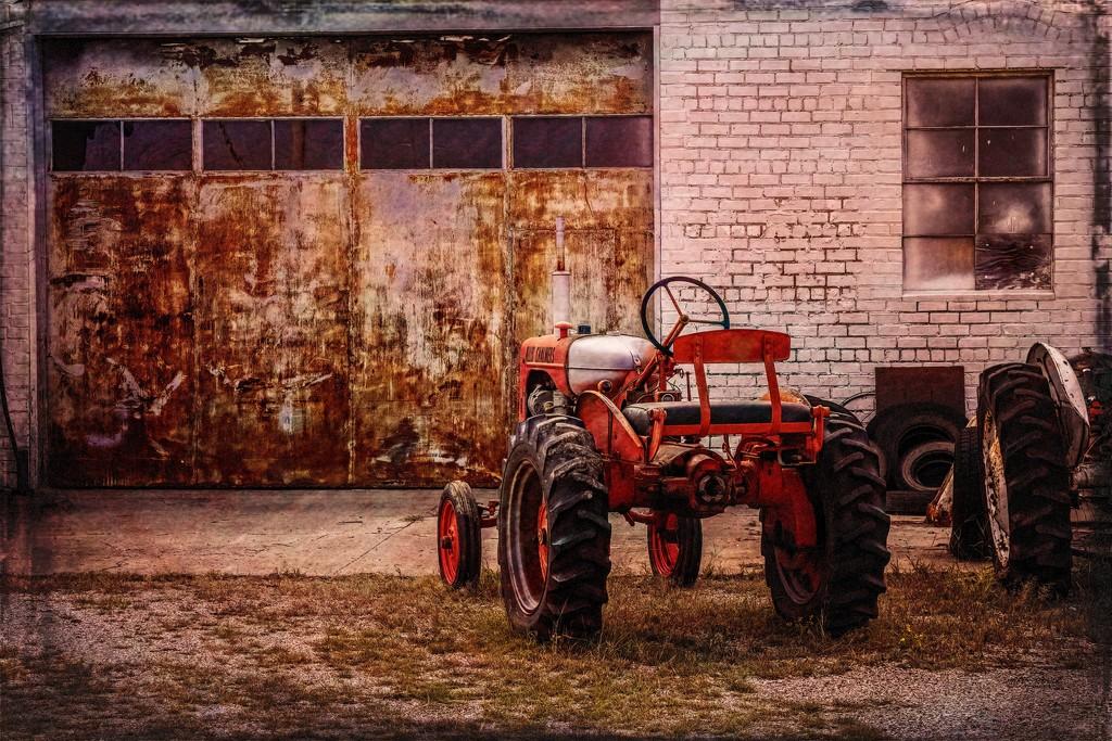 Tractor Repair by samae