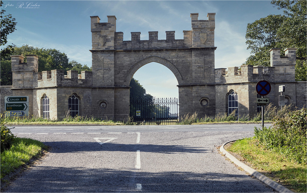 Front Gate by pcoulson
