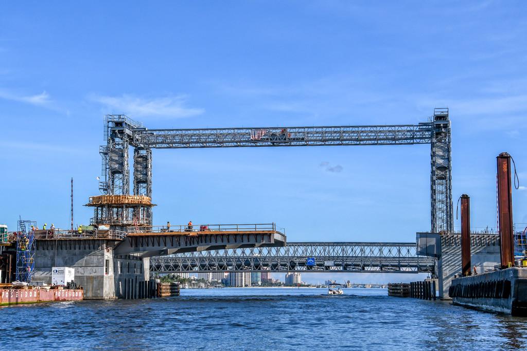 Building a bridge by danette
