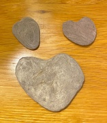 21st Sep 2020 - Hearts of stone