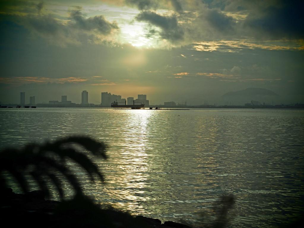 Sunrise Art Filter. by ianjb21