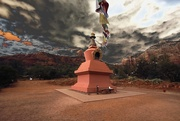 22nd Sep 2020 - Amitabha stupa and peace park