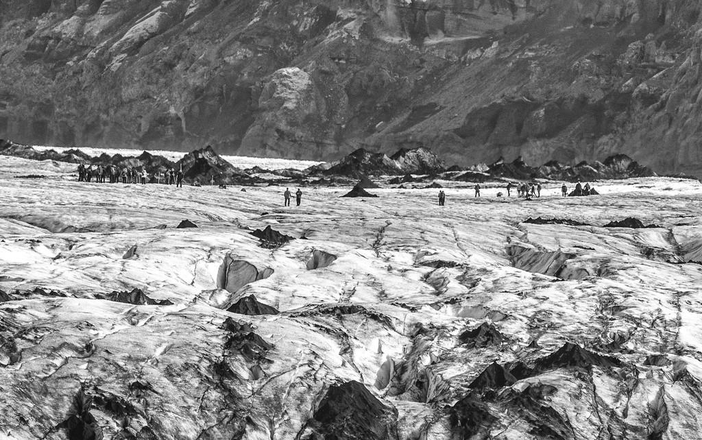Myrdalsjokull Glacier by pdulis