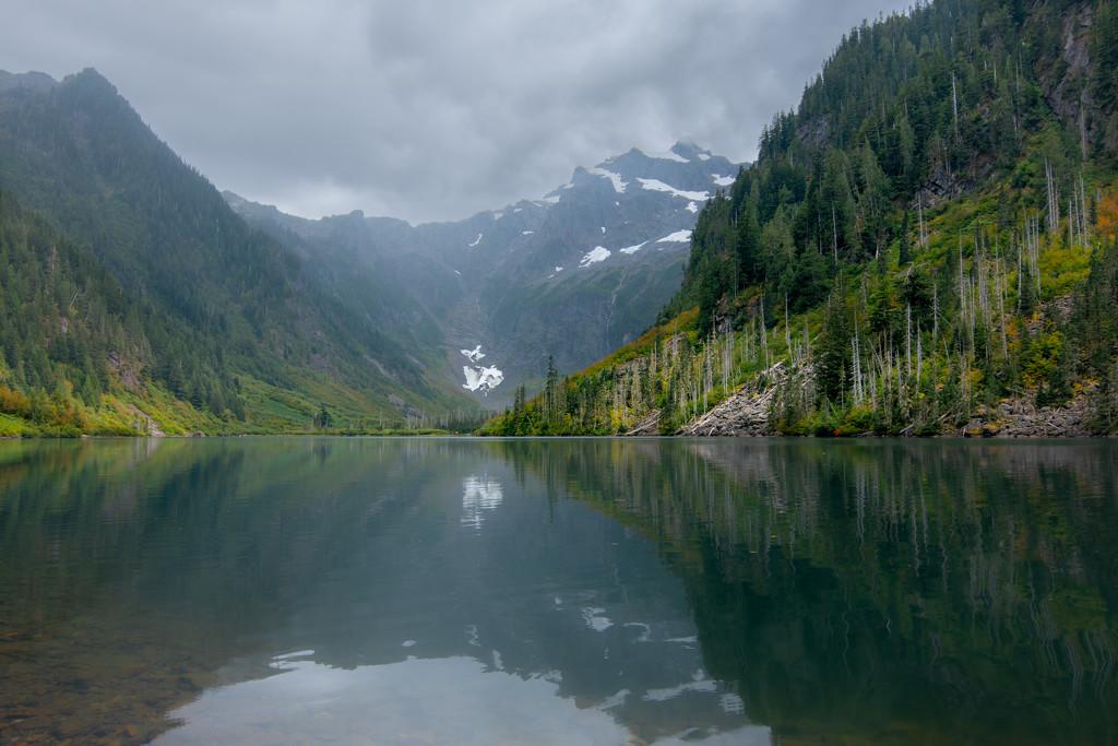Foggy Lake by teriyakih
