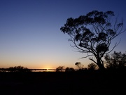 18th Sep 2020 - Sunrise Over Lake Baladjie P9180065