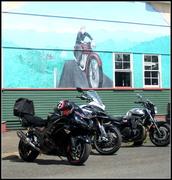 23rd Sep 2020 - Kennilworth  Motor bike town