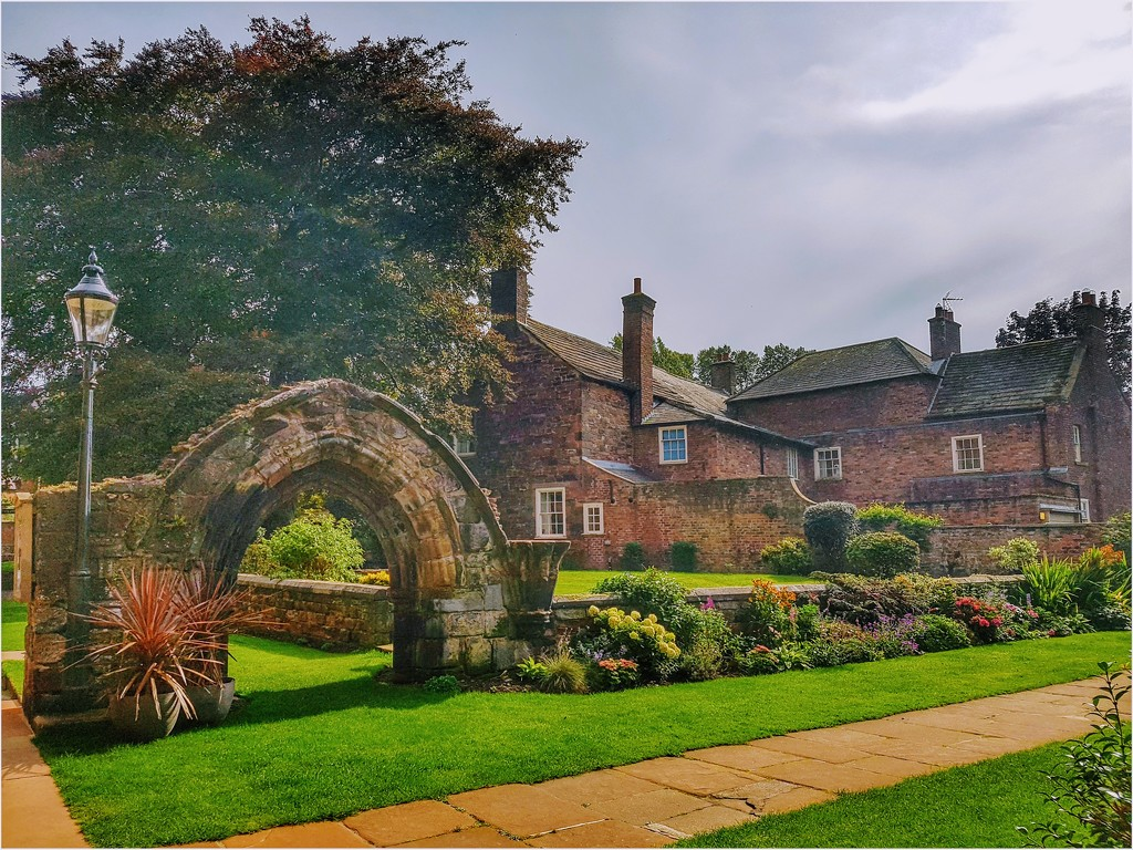 In the grounds of Carlisle Cathedral  by lyndamcg