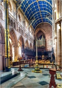 20th Sep 2020 - Inside Carlisle Cathedral